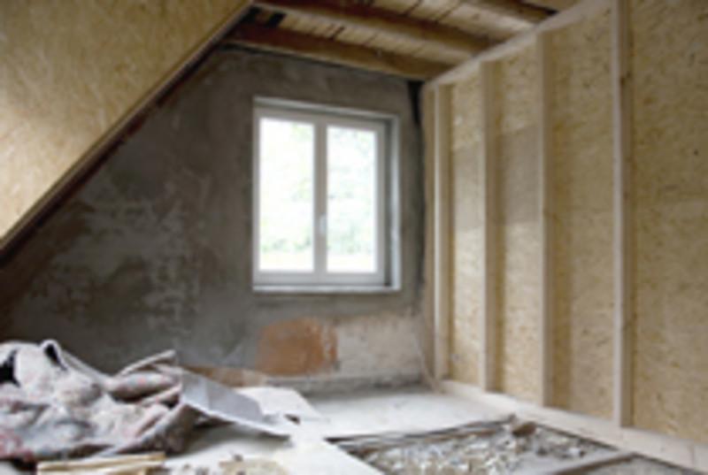 Zimmermeister modernisieren Ein Haus für mehrere Generationen