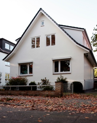 Siedlungshaus Modernisieren zimmermeister modernisieren: der ausbau ist fertig