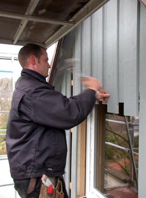 Zimmermeister Modernisieren Die Sanierung Beginnt